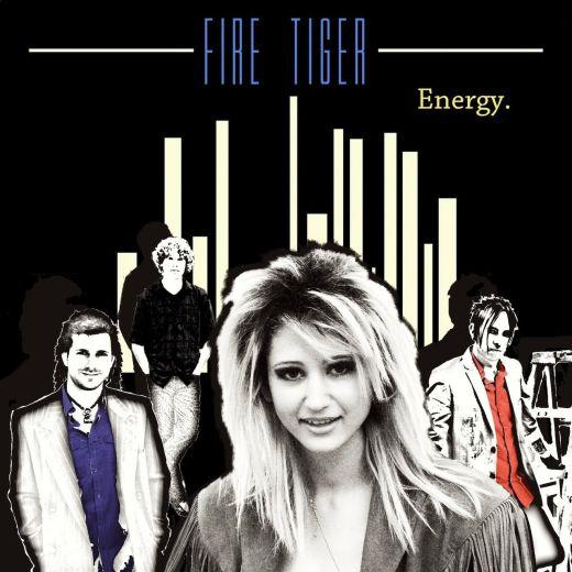 FIRE TIGER - Energy [ecopack CD version] full