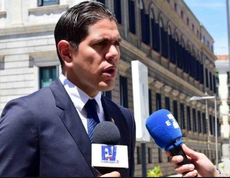 Lester Toledo: Unión Europea está determinada a poner fin al río de sufrimiento de la diáspora venezolana