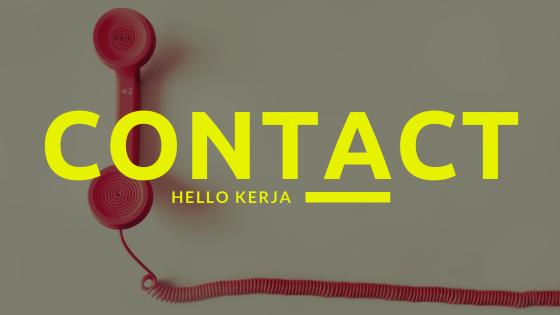 contact hellokerja