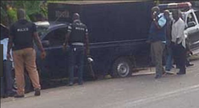 armed robbers attack bullion van asaba delta state