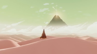 Journey (Game) - PS4 Launch Trailer - Screenshot