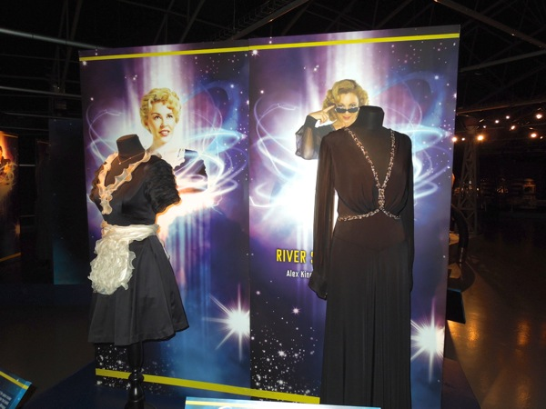 Astrid Peth River Song costumes Doctor Who