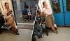 (Video) Wanita buka seluar dalam selepas penumpang lain enggan beri tempat duduk