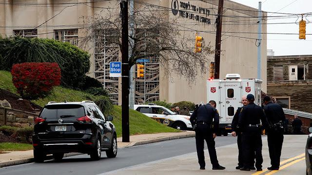 El atacante de la sinagoga en Pittsburgh podría enfrentar la pena de muerte