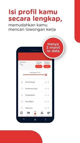 aplikasi loker android lowongan-kerja di android tahun ini