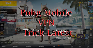 pubg mobile vpn trick latest | androidwithrk