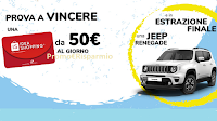 Logo Concorso Nescafé Shakissimo: vinci 126 Gift Card IdeaShopping e Jeep Renegade