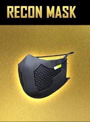 Reward 1 - Recon Mask