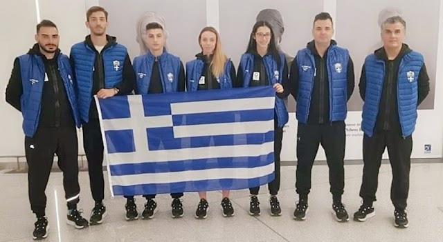 Καλή επιτυχία στην Ελληνική Προολυμπιακή ομάδα του Ταεκβοντό