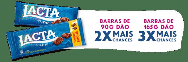 Promoção Lacta Chocolatou