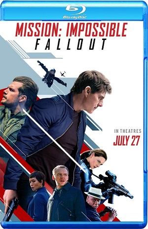 Mission Impossible Fallout 2018 HDRip 720p 1080p