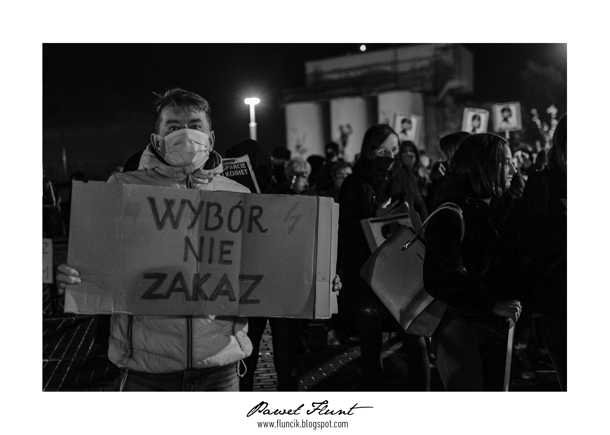 Ścinawa, Strajk kobiet