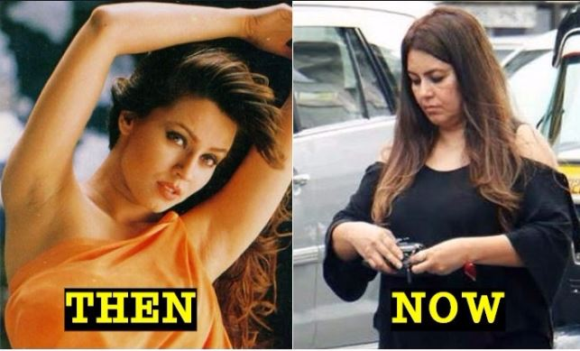 mahima chaudhary  now then