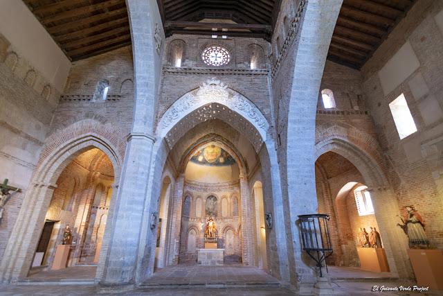 Santo Sepulcro, abside - Toro