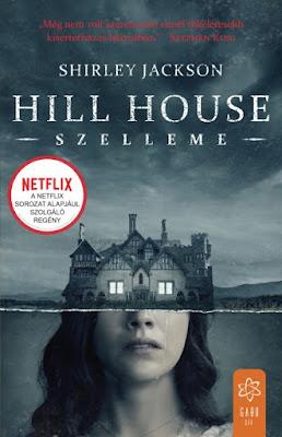 Shirley Jackson – Hill House szelleme könyves vélemény, könyvkritika, recenzió, könyves blog, könyves kedvcsináló, György Tekla, Tekla Könyvei