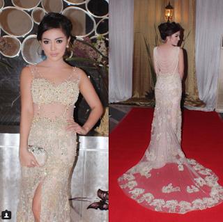 Model Gaun Pesta Ivan Gunawan
