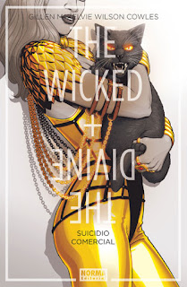 The Wicked + The Divine 3. Suicidio Comercial