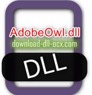 AdobeOwl.dll download for windows 7, 10, 8.1, xp, vista, 32bit