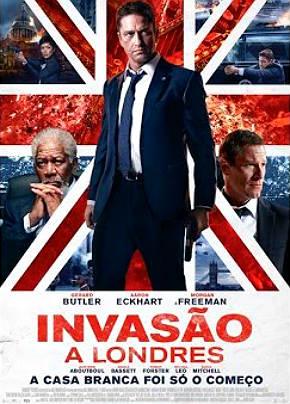 Baixar Filme Invasão a Londres Legendado