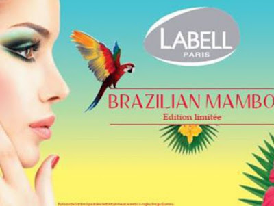 Collection de maquillage Brazilien Mambode Labell (Intermarché)