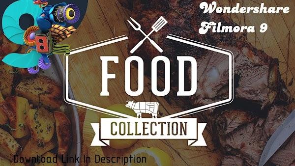 Filmstocks Food Set   Filmora Effects