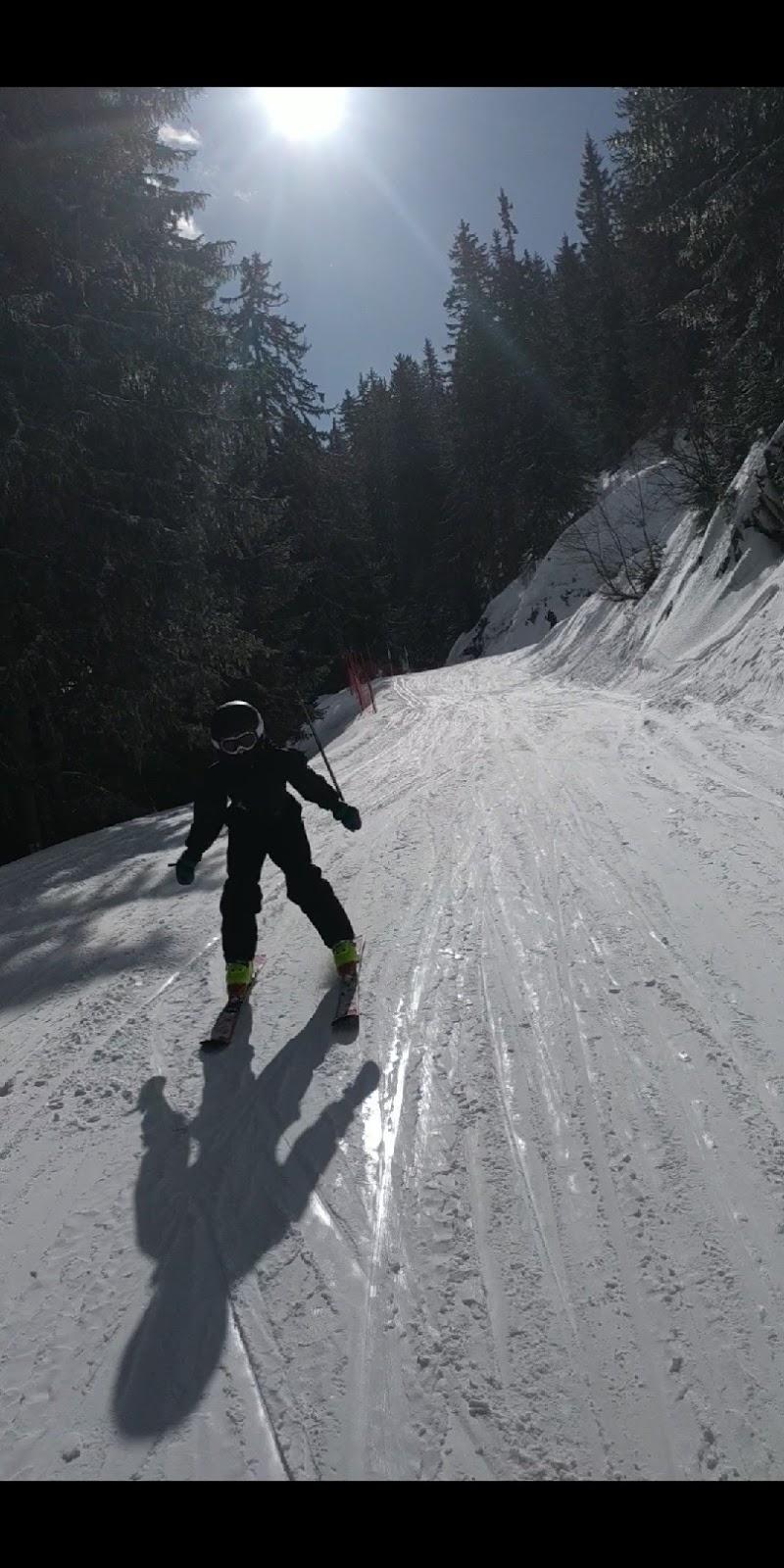 cours ski enfant