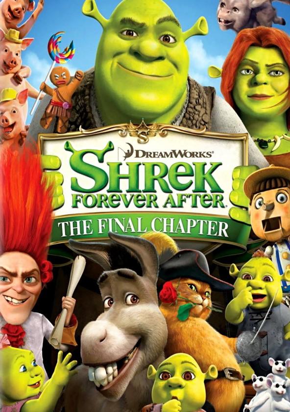 Shrek Forever After [2010] [DVDR] [NTSC] [Latino]