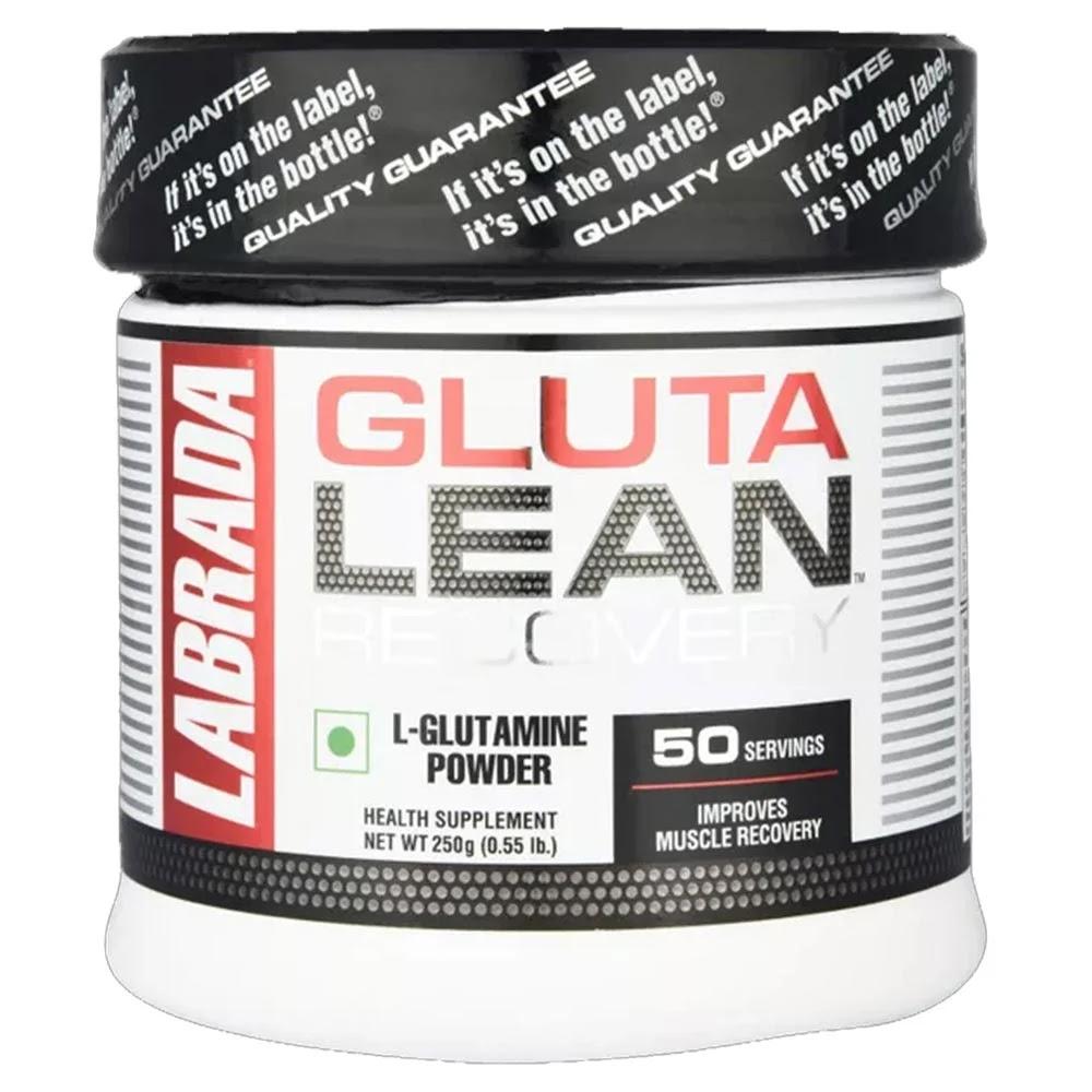 Labrada Gluta Lean, 0.55 lb, Unflavoured