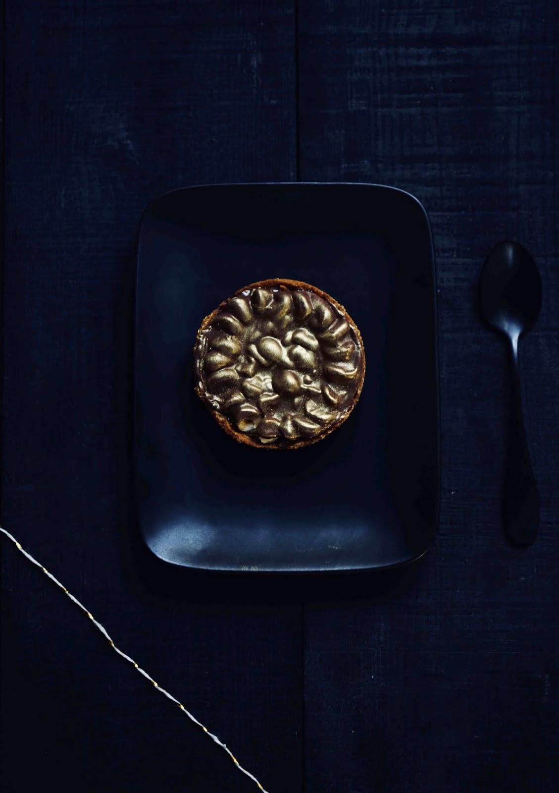 Fauchon , praliné gianduga , pralinoise , dessert de fêtes