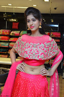 Naziya Khan bfabulous in Pink ghagra Choli at Splurge   Divalicious curtain raiser ~ Exclusive Celebrities Galleries 007.JPG