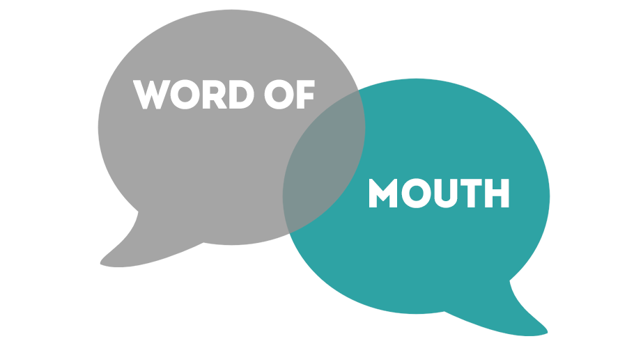SALAH SATU STRATEGI MARKETING GRATIS TERBAIK WORD OF MOUTH (DARI MULUT KE MULUT)