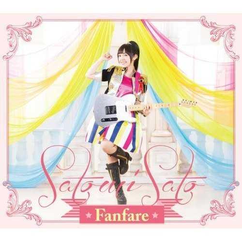 [Album] 佐藤聡美 – Fanfare (2015.06.10/MP3/RAR)