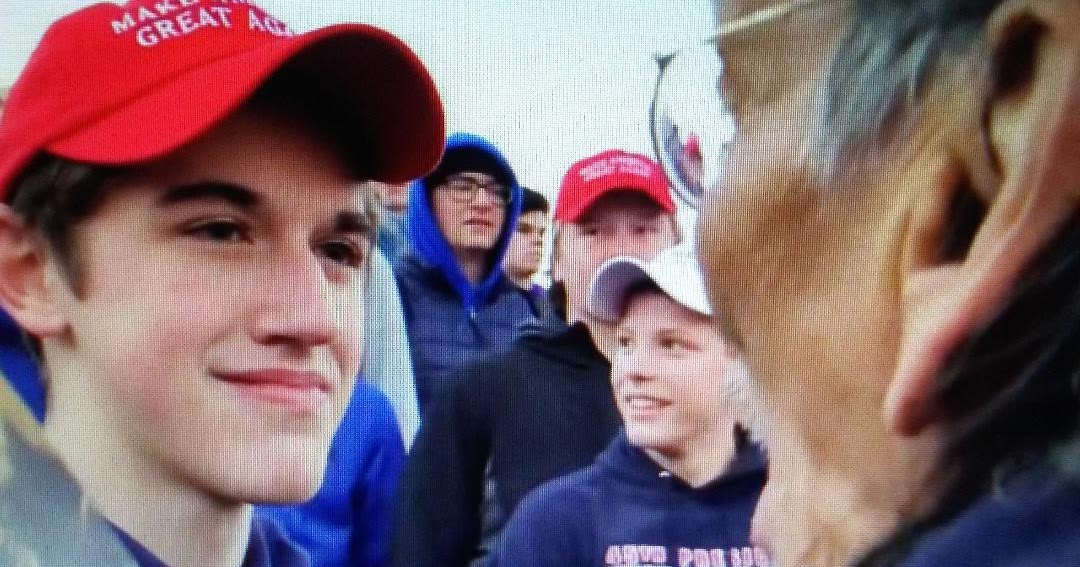 "BREAKING: CNN Settles $275 Million ""Bullying"" Lawsuit Filed By MAGA Hat Wearing Covington Catholic Teen, Nick Sandmann"