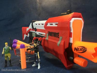 Đồ Chơi Mô Hình Và Súng Nerf Fortnite