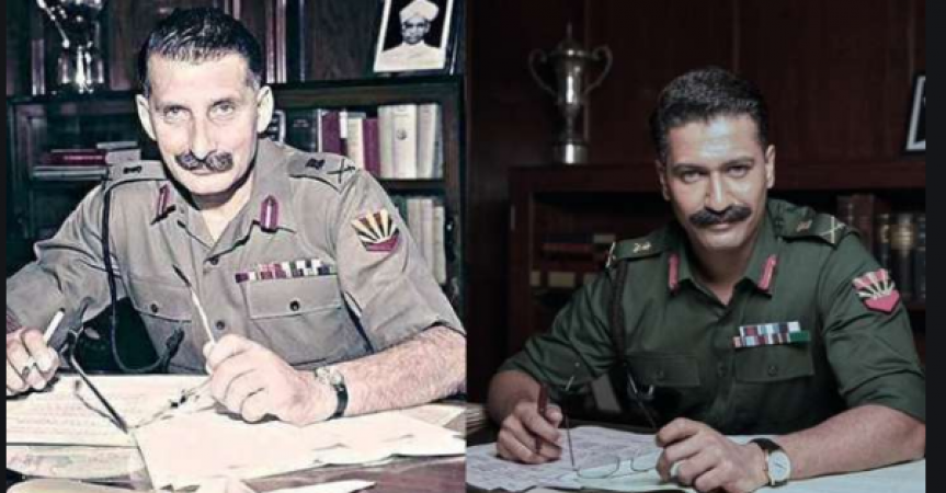 vicky-kaushal-s-new-look-surfaced-field-marshal-sam-manekshaw-will-be-seen-as-a-biopic