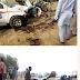 MPNAIJA GIST:Accident In Adamawa Kills White Man And All Passengers (Graphic Pics)