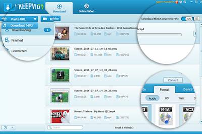 افضل برنامج لتحميل الفيديوهات و تسجيل سطح المكتب