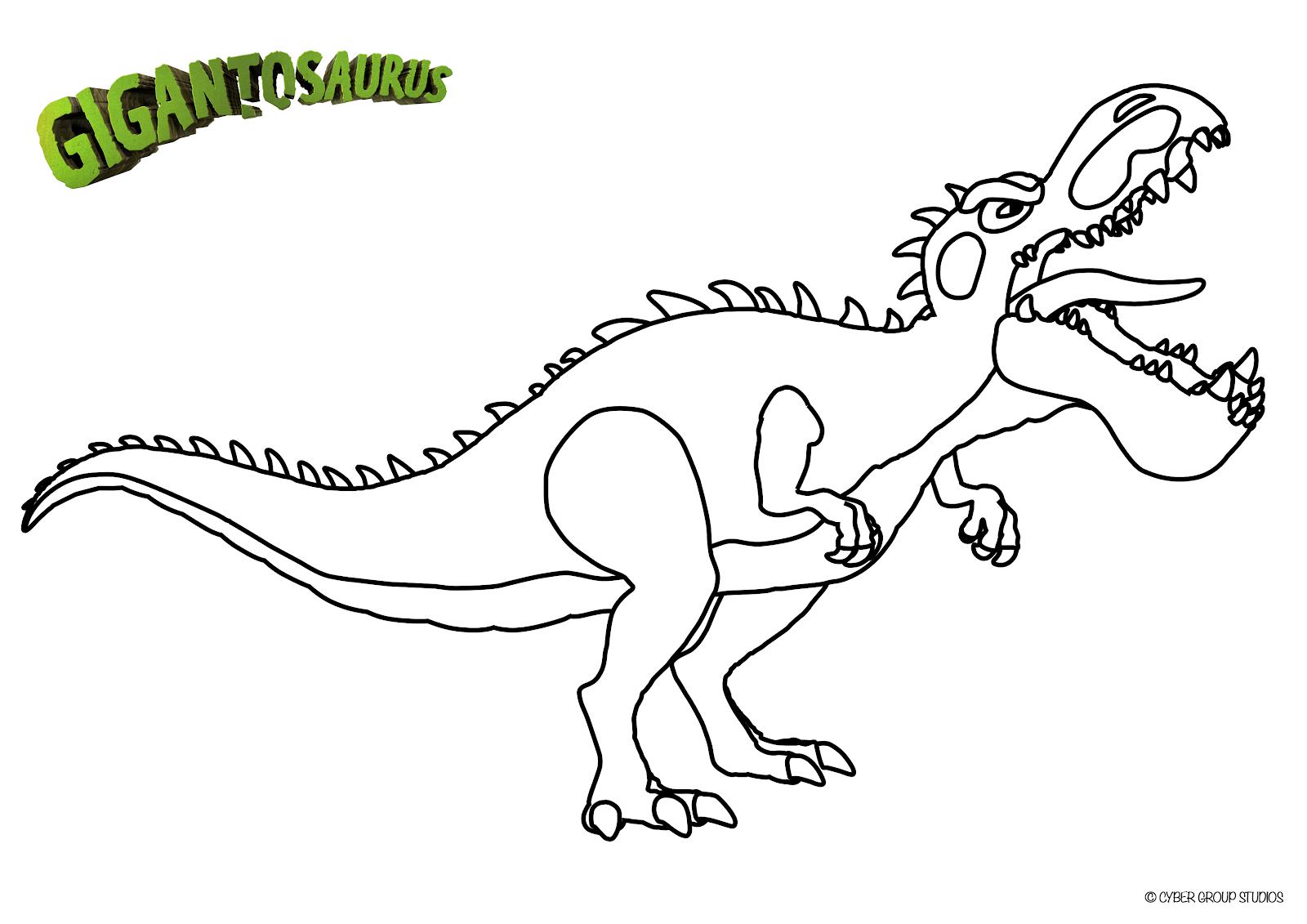 Gigantosaurus Brings Preschoolers Prehistoric Life Lessons On