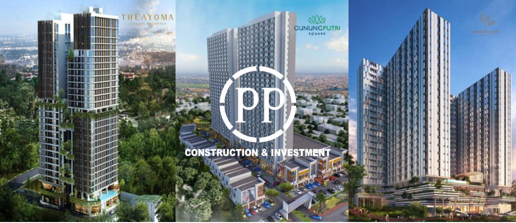 Lowongan Kerja PT PP (Persero) Tbk Januari 2019 - Civil Engineering