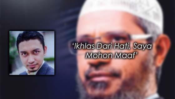 Surat Rakyat Malaysia Buat Dr Zakir Naik