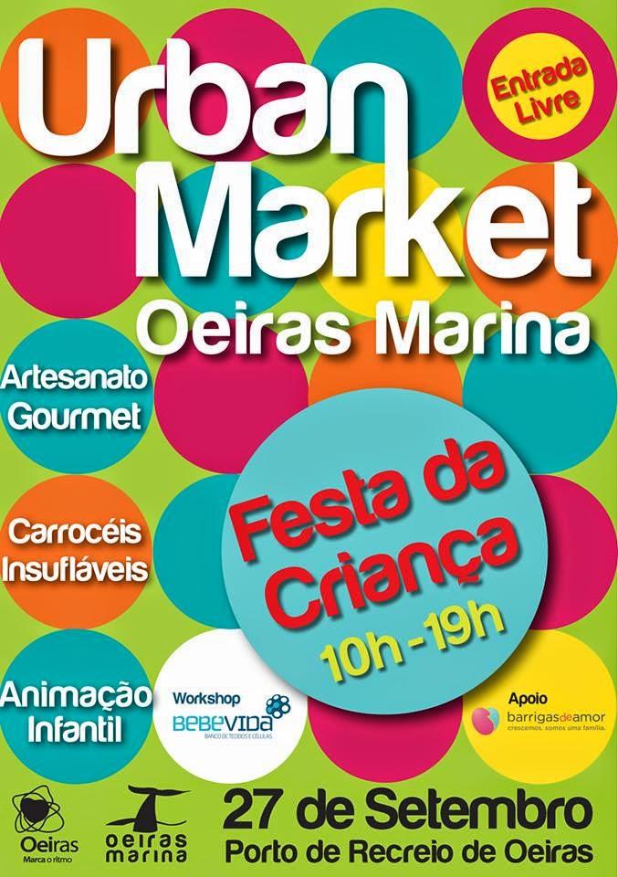 105f35107d9 Urban Market Especial Criança na Marina de Oeiras