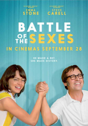 Battle of the Sexes 2017 BRRip 720p Dual Audio In [Hindi-English]