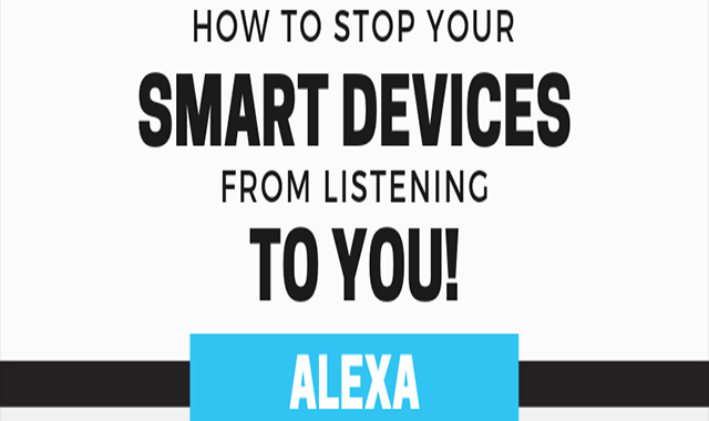 Are you spying on your smart devices? #infographic