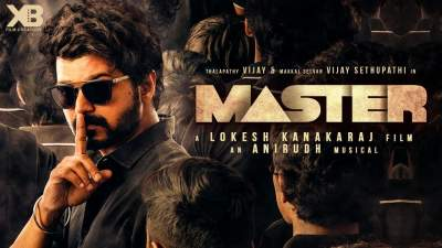 Vijay The Master 2021 Hindi Dubbed Full movies 480p