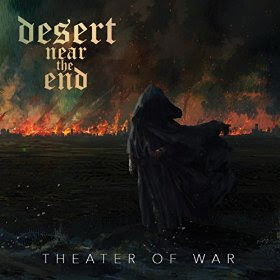 "Το lyric video των Desert Near the End για το τραγούδι ""Under Blackened Skies"""