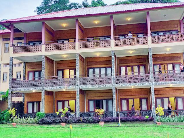 Deluxe Room Bintan Spa Villa