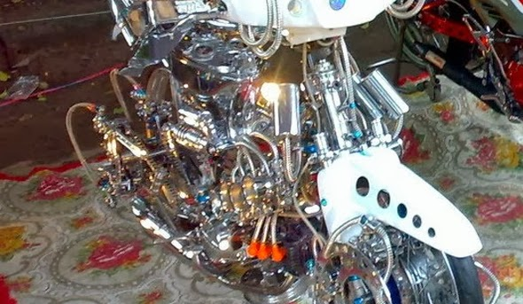 Gambar Motor Drag Astrea Grand Motorwallpapers Org