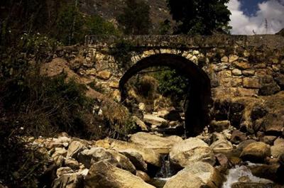 Puente incaico colonial Cuchischaca fue arrasado por rio