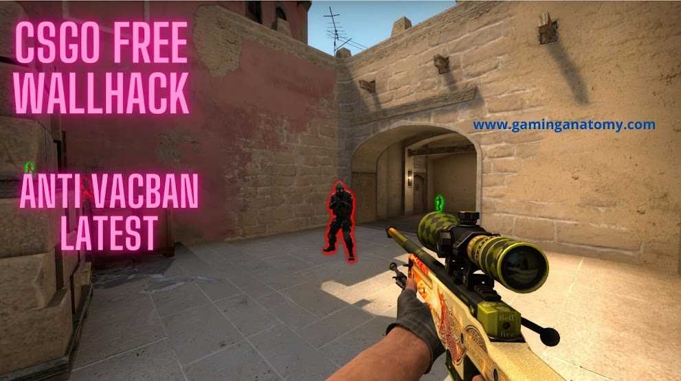 CSGO Wallhack, Box ESP, Anti Vac-ban Undetectable, Latest Update