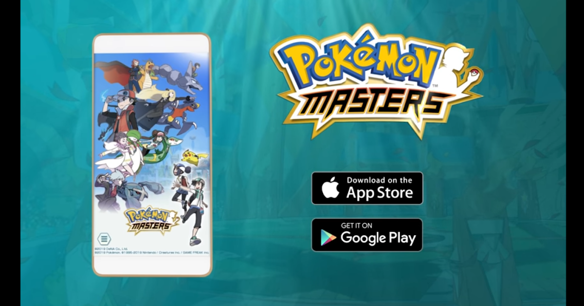 Pokemon Masters Release Date Android Game